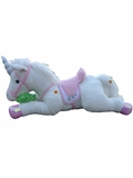 Oversized Interactive Unicorn Plush