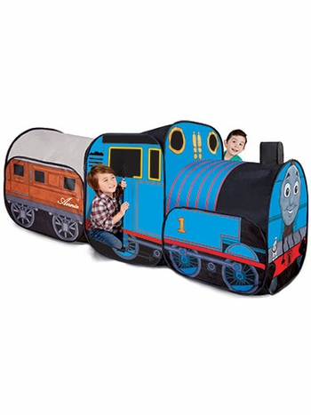 Playhut Thomas The Tank Engine Play Vehicle with Caboose