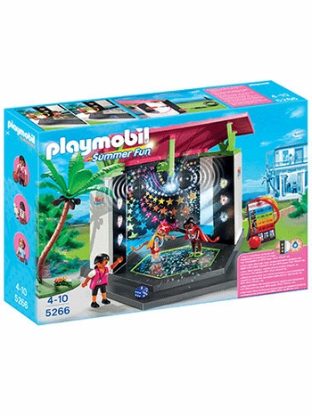 Playmobil Children's Club with Disco 5266