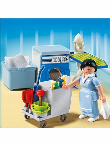 Playmobil Housekeeping Service 5271