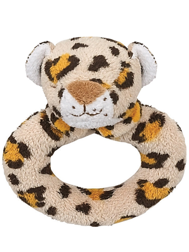 Plush Ring Rattle