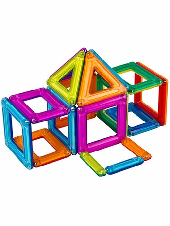 PowerClix 18-Piece 3D Building System