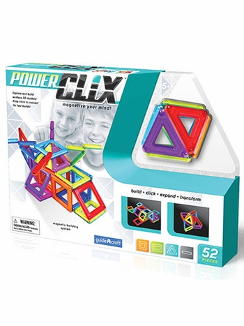 PowerClix 52-Piece Building System