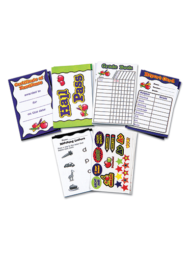 Pretend & Play School Set Teacher Supplies