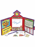 Pretend & Play School Set with U.S. Map