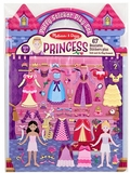 Puffy Sticker Play Set: Princess