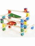 Quadrilla Autobahn Marble Run Building Set