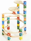 Quadrilla Cyclone Marble Run Building Set