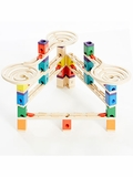 Quadrilla Vertigo Marble Run Building Set