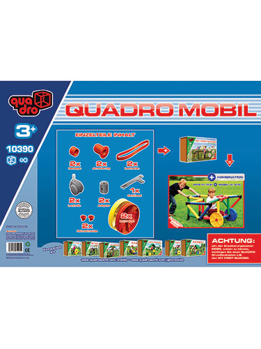 Quadro Mobil Accessory Set
