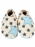 Robeez Modern Star Soft Sole Shoes