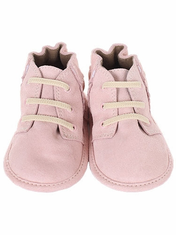 Robeez Sydney Soft Sole High-Top Sneakers