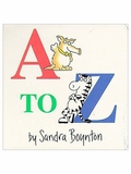 Sandra Boynton A to Z Board Book
