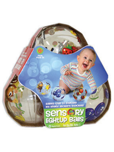 Sensory Light Up Balls