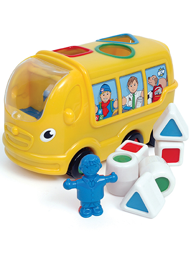 Sidney School Bus