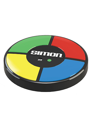 Simon Think Fast Electronic Memory Game