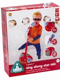 Sing Along Star Microphone