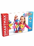 SmartMax Flower Palace Magnetic Discovery Building Set