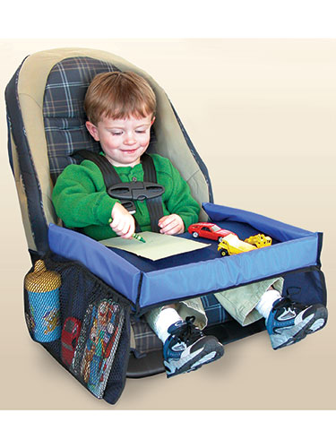 Snack and Play Travel Tray