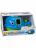 Sort �n Spray Whale Tub Toy