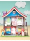 Sparkle Fun Playhouse 3-D Playtown Creativity Kit