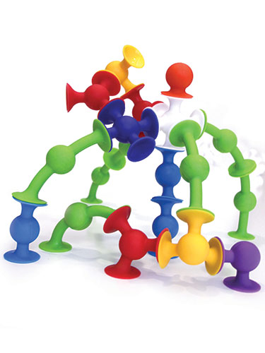 Squigz Deluxe Suction Construction Set