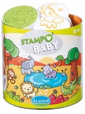 Stampo Baby Jungle Animals Stamp Set