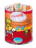 Stampo Kids Animals of the Savanna Stamp Set
