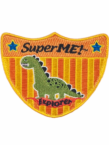 Super Me Backpack Patch