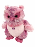 Sweet and Sassy Owl Plush