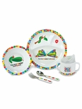 The Very Hungry Caterpillar Melamine Mealtime Set