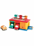 Three Car Garage Playset