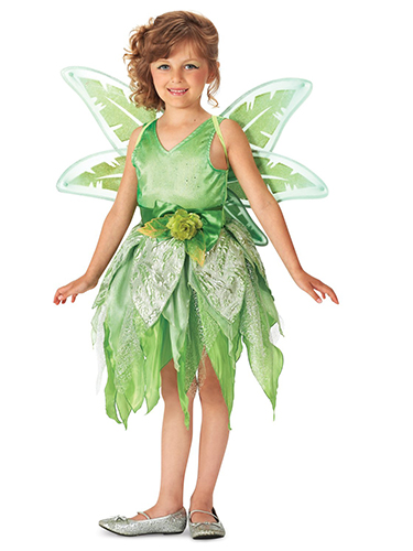Tinker Fairy Child Toddler Costume