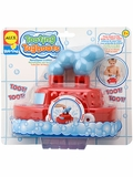 Tooting Tugboat Tub Toy