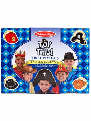 Top This Role Play Hats