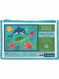 Under the Sea 12-Piece Pouch Puzzle