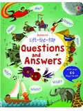 Usborne Lift-the-flap Questions and Answers Book