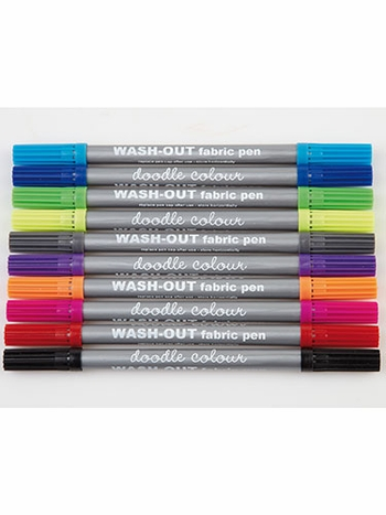 Wash-Out Fabric Markers