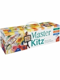 Wassily Kandinsky Black Lines Master Kitz Children's Art Kit