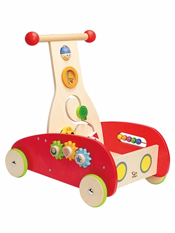 Wonder Walker Wooden Balance Walker and Activity Toy