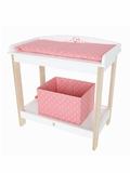 Wooden Baby Doll Changing Table