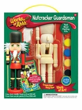 Works of Ahhh Nutcracker Guardsman Wood Painting Kit