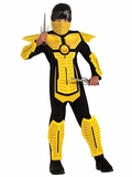 Yellow Ninja Child Costume