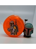 Yomega Star Wars Boba Fett Fireball Yo-Yo with String Bling Accessory