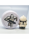 Yomega Star Wars Clone Trooper Fireball Yo-Yo with String Bling Accessory