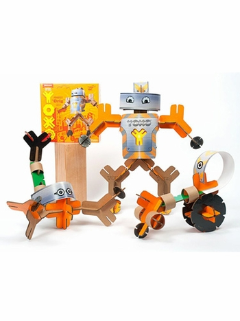 YOXObot Construction Kit