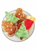 YummyPockets Christmas Cookie Zippered Pouch