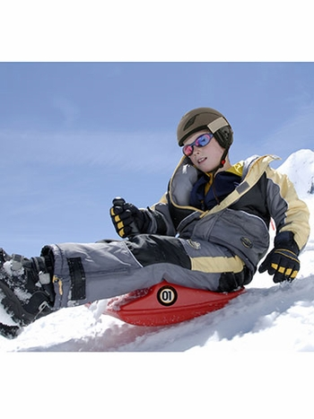Zipfy Freestyle Mini Luge Snow Sled