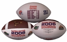 2006 National Champs - Florida Gators Full Size Wilson Football - Limited Edition