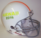 2014 Pro Bowl - Riddell Authentic NFL Full Size Proline Football Helmet